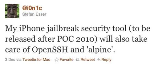 199 Jailbreak News   Stefan Esser : Une nouvelle méthode de Jailbreak sécuritaire pour le 14 décembre