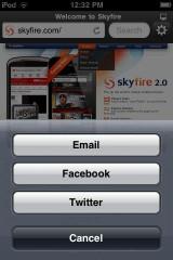 23 160x240 AppStore   SkyFire : De nouveau disponible sur lAppStore