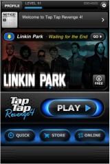 243 160x238 AppStore   Tap Tap Revenge 4 disponible sur lAppStore