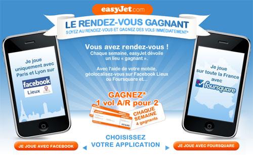 249 News   EasyJet : Le rendez vous gagnant !