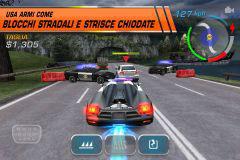 253 Jeux   Need For Speed Hot Pursuit passe en version 1.0.2