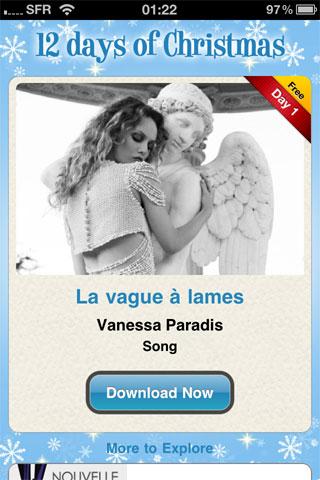 260 News   12 Jours cadeaux iTunes : Jour 1