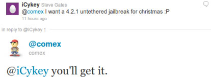 312 Jailbreak News   Jailbreak iOS 4.2.1 untethered et downgrade du baseband [MAJ]