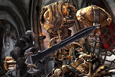 313 Jeux   Infinity Blade : Enfin disponible sur lAppStore Français