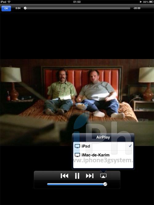317 Tutoriel   AirPlayer : Lire des vidéos sur votre MAC en utilisant AirPlay depuis votre appareil sous iOS 4.2.1