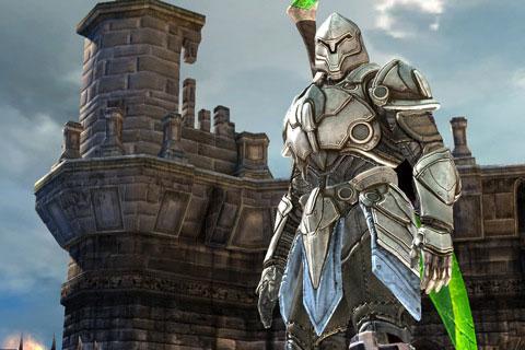 43 Jeux   Infinity Blade : Enfin disponible sur lAppStore Français