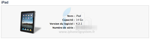 56 Tutoriel   Jailbreak Untethered iOS 4.2.1 avec Redsn0w 0.9.7b1 [MAC]