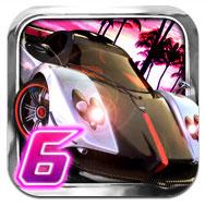 icon3 Jeux   Asphalt 6 : Enfin disponible sur lAppStore
