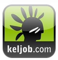 icon keljob AppStore   KelJob : Rechercher un emploi depuis votre iPhone, iPod Touch et iPad