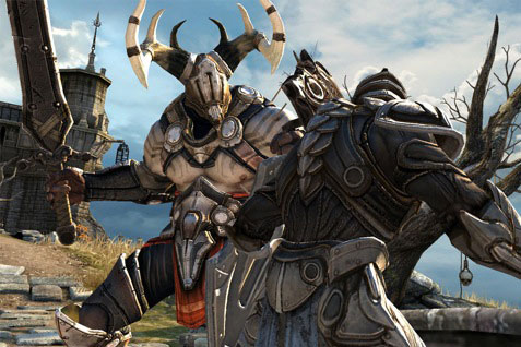 in News   Infinity Blade : 1.6 millions de dollars en 5 jours