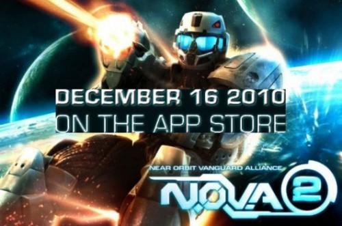 nova 500x331 Jeux   Le nouveau trailer de NOVA 2 enfin disponible