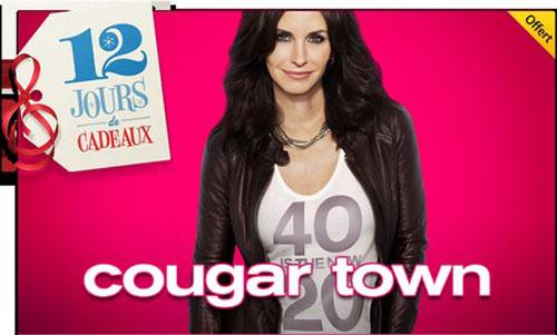115 News   iTunes : 12 Jours de cadeaux : Un épisode de cougar town offert