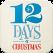 12 days of christmas icon News   iTunes : 12 jours de cadeaux : 4 Clips vidéos One Love de David Guetta
