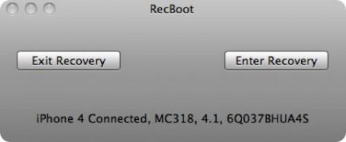 14 500x205 News   Recboot passe en version 2.1