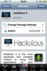 149 160x240 Cydia   Installous passe en version 4.0.0.10