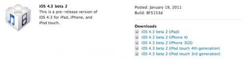 170 News   Le firmware 4.3 beta 2 est disponible [EDIT]