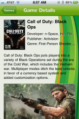 233 160x240 AppStore   360 Live : Lapplication pour Xbox mise à jour en version 2.3.3