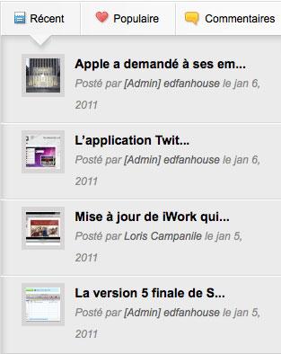 32 News   Lancement de MacSystem.fr : Le blog dédié aux Mac