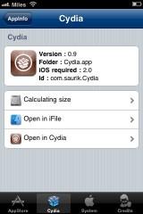 39 160x240 Cydia   AppInfo : Visualisez toutes les applications de votre appareil