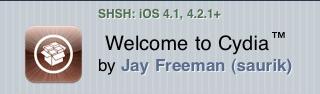Capture d'écran 2011 01 09 à 16.09.561 Cydia   Signification du signe + ajouté au SHSH 4.2.1 [iPhone 3Gs]