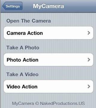 Capture d'écran 2011 01 10 à 22.23.04 Cydia   MyCamera : Paramétrer la prise dune photo avec Activator [CRACK]
