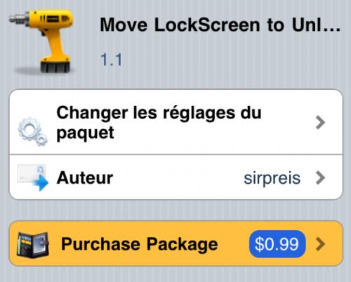 Capture d'écran 2011 01 11 à 06.02.36 500x402 Cydia   Move Lockscreen to Unlock MAJ 1.1 [CRACK]