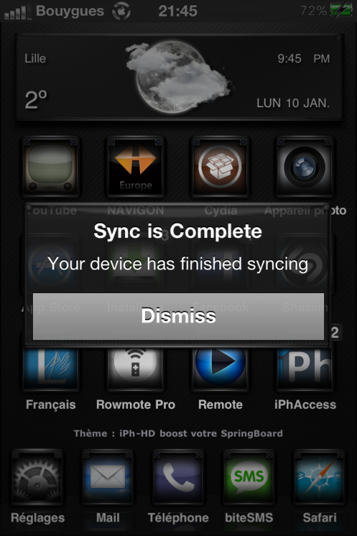 IMG 0072 500x750 Cydia   FreeSync : Utiliser son iDevice pendant une synchronisation [CRACK]