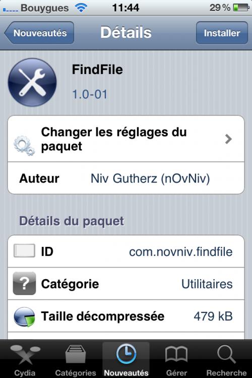 IMG 0139 500x750 Cydia   FindFile : Explorateur de fichier