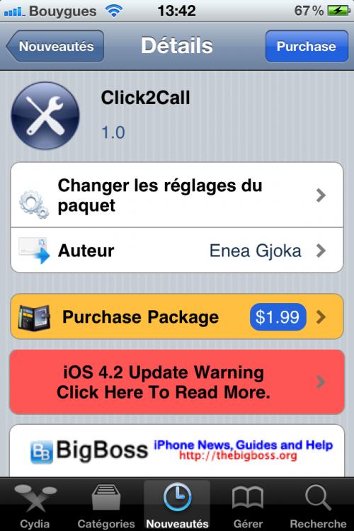 IMG 0142 500x750 Cydia   Click2Call : Raccourci contact sur le Springboard [CRACK]