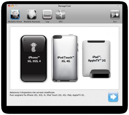 Jailbreak iOS4.3 414x369 Jailbreak News   Une version non officielle de Pwnage Tools permet le jailbreak de liOS 4.3 beta 1 sur liPhone 4