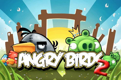 andry2 AppStore   Les premiers screenshots de Angry Birds 2
