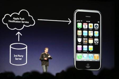 imgname hackers ruin iphone push service 50226711 appleYOZ News   Un nouveau concept pour les notifications Push !