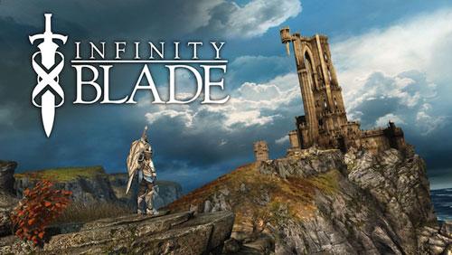 infi Jeux   Une mise à jour de Infinity Blade arrive bientôt