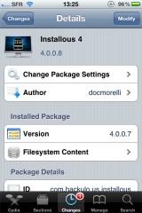 installous 160x240 Cydia   Installous passe en version 4.0.0.8