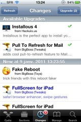 maj1 160x240 Cydia   Pull To Refresh For Mail passe en version 1.1