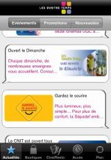 mzl.pxyhikag.320x480 75 160x230 AppStore   Les Quatre Temps : Toute l'actualité du centre commercial Les 4 Temps directement sur votre iPhone!