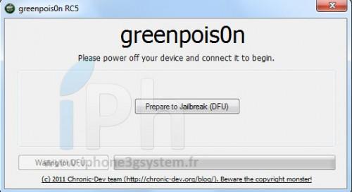 25 500x272 Tutoriel – GreenPois0n RC5 : Jailbreak 4.2.1 untethered iPhone, iPod Touch, iPad [WINDOWS]