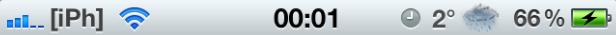 Capture d'écran 2011 02 24 à 00.04.01 Cydia   Thème pour le tweak WeatherIcon