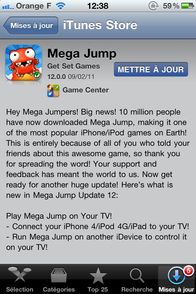 IMG 0222 App Store   Deux petits changements graphiques