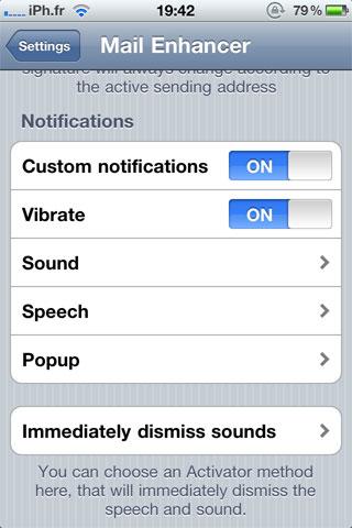 ail2 Cydia   Mail Enhancer : Améliorez lapplication Mail [Dispo sur la repo]
