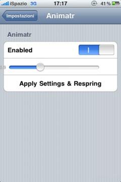 anim2 Cydia   Animatr : Personnalisez les animations de votre appareil [Dispo sur la repo]