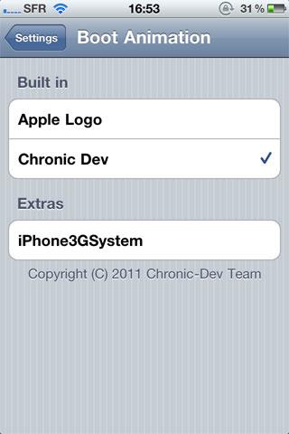 bootlogo Tutoriel   iOS 4.2.1 : Créer un boot logo animé personnalisé