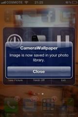 cam4 160x240 Cydia – CameraWallpaper : Quand l'appareil photo devient votre fond d'écran [CRACK]