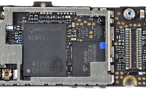cdma News   LiPhone 4 Verizon décortiqué : du nouveau pour les puces réseaux