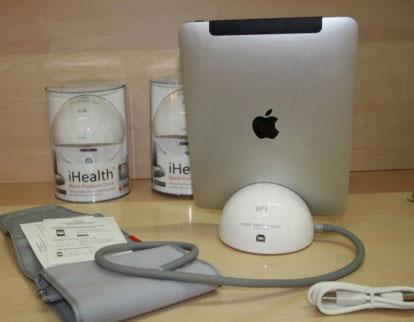 ihealth4 Insolite   iHealth : La pression artérielle directement sur votre iPhone