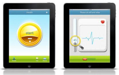 ihealth9 Insolite   iHealth : La pression artérielle directement sur votre iPhone
