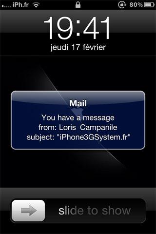 mail Cydia   Mail Enhancer : Améliorez lapplication Mail [Dispo sur la repo]