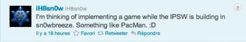pacmansn 500x87 Jailbreak News   Sn0wBreeze 2.2 implémentera un Pac Man [Vidéo]