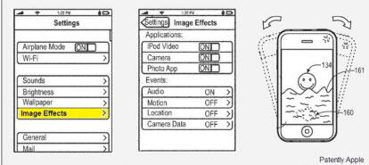 photobooth News   2 nouveaux brevets dApple concernant PhotoBooth sur iPhone