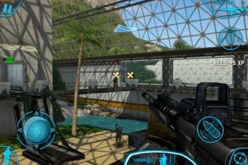 rain 500x333 News   Les premiers screenshots de Rainbow Six: Shadow Vanguard